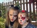 Kinderschminken Halloween