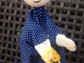 Puppentheater Puppe Oma