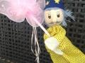 Puppentheater Puppe Zauberer
