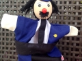 Puppentheater Puppe Polizist